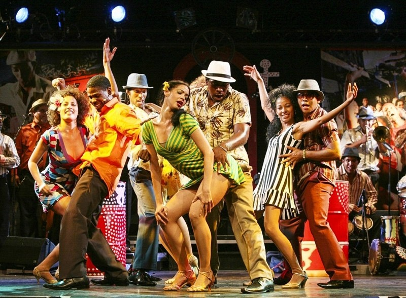 salsa polycentrism and afro cuban origins
